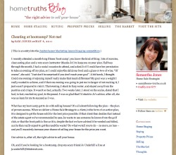 Sam Jones of the HomeTruths