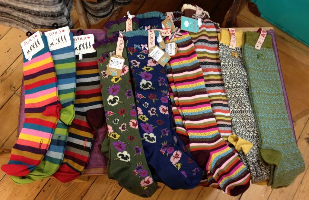 Avoca long socks