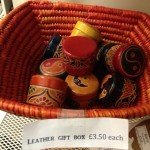 Kalliste's leather gift box