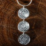 Silverfish Designs Llanbedr pendant £59